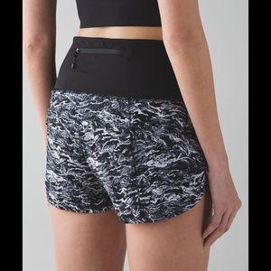 🌺Lululemon speed shorts